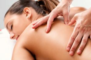 Interacción en la espalda