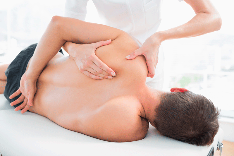 Tratamiento osteopatia